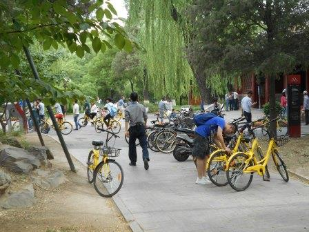 The return of commuter cycling in Beijing?